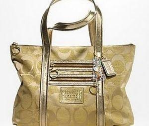 🌟 Coach Poppy Handbag 🌟